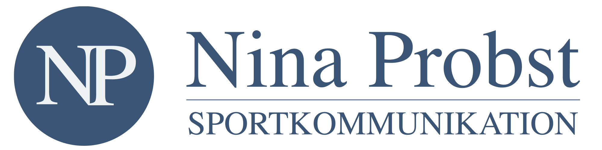 Nina Probst – Sportkommunikation